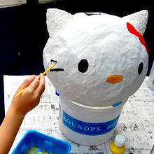 Hello Kitty pinata